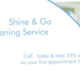 Shine & Go Cleaning  Service